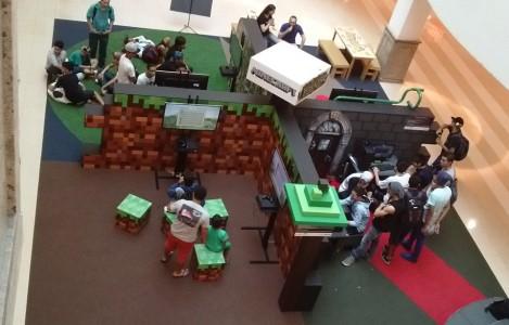 Área de Games
